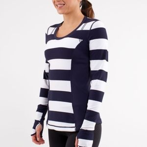Lululemon athletica RUN:Switch Back Long Sleeve